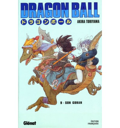 Dragon Ball Nouvelle Edition Tome 9