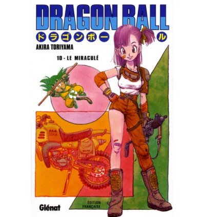 Dragon Ball Nouvelle Edition Tome 10