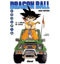 Dragon Ball Nouvelle Edition Tome 13