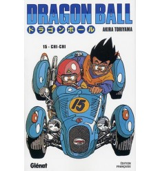 Dragon Ball Nouvelle Edition Tome 15