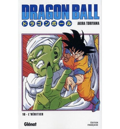 Dragon Ball Nouvelle Edition Tome 16
