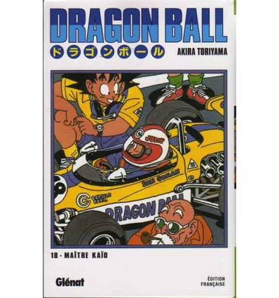 Dragon Ball Nouvelle Edition Tome 18