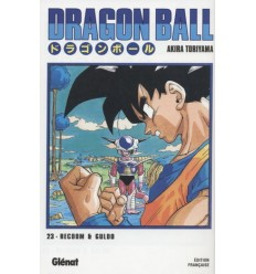 Dragon Ball Nouvelle Edition Tome 23