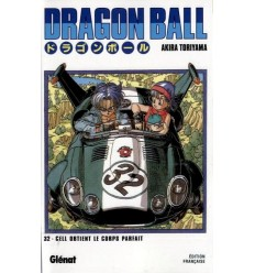 Dragon Ball Nouvelle Edition Tome 32