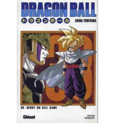 Dragon Ball Nouvelle Edition Tome 33