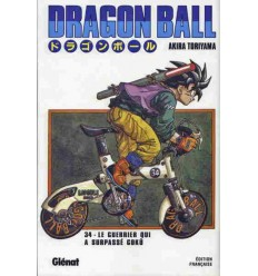 Dragon Ball Nouvelle Edition Tome 34