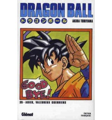 Dragon Ball Nouvelle Edition Tome 35