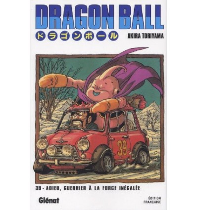 Dragon Ball Nouvelle Edition Tome 39