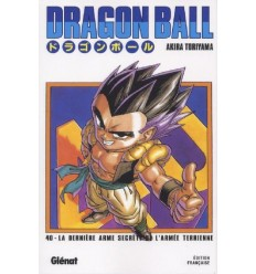 Dragon Ball Nouvelle Edition Tome 40